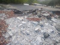 Привезем строительный мусор на отсыпку (