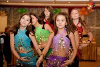 Восточные танцы для девочек от 4-х лет в