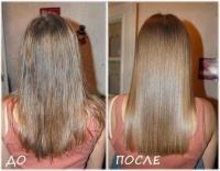 Обучение по курсу  «Ламинирование волос»