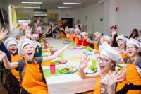 Детские кулинарные мастер-классы (для ор