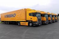 Комплекс услуг по перевозке грузов