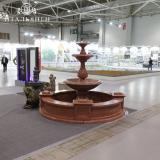Чаша для садового фонтана от производите