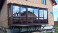 Установка окон и балконов