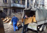 Вывоз мусора с грузчиками НН