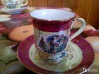 Сервиз чайно - кофейно - столовый